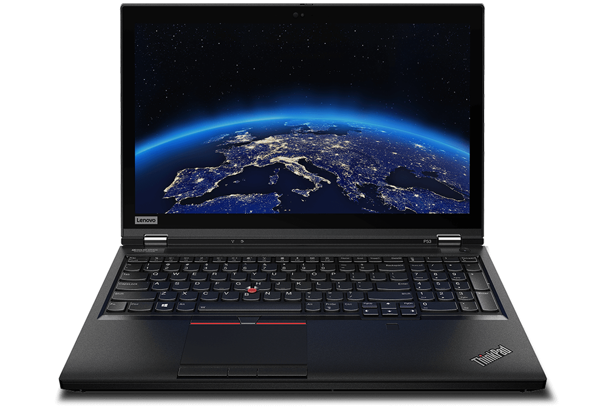 ThinkPad P53 9th Gen i7-9750H Workstation