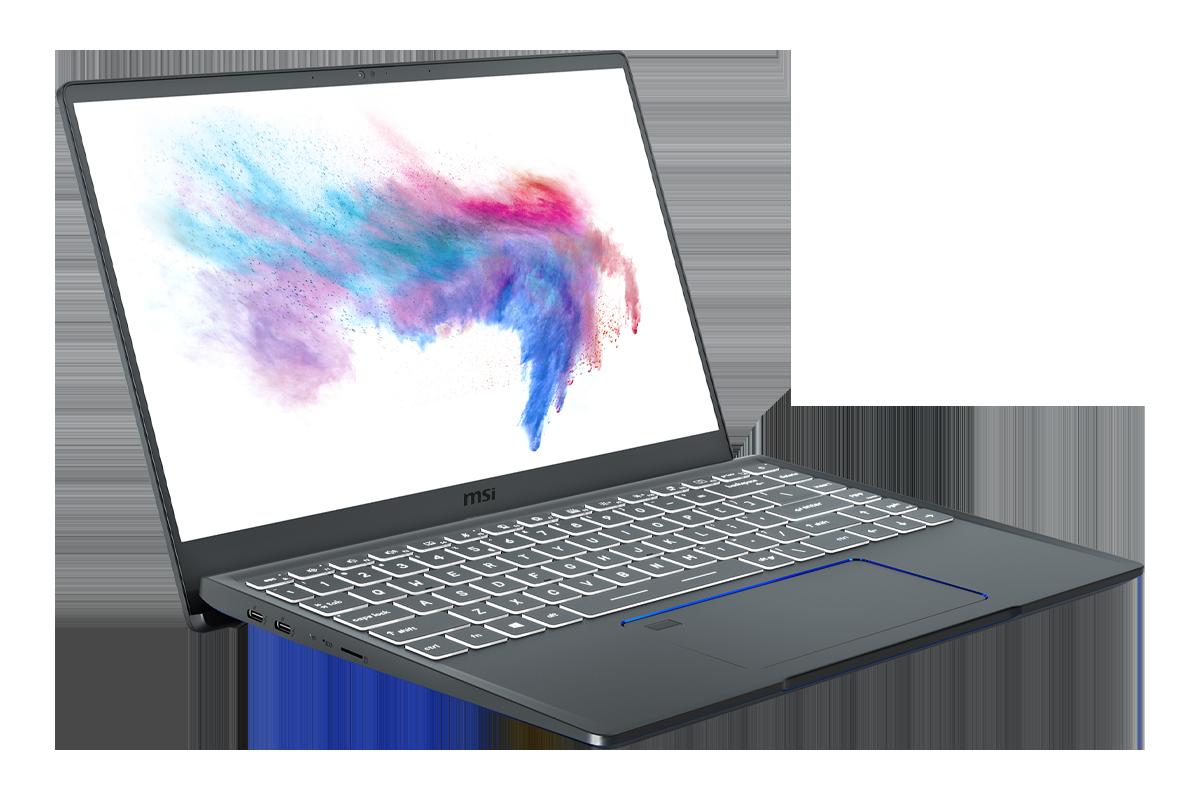 MSI Prestige 14 Ultrabook for Engineers