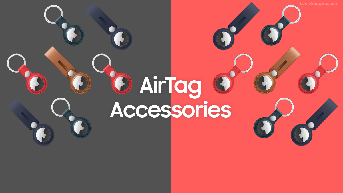 Best Apple AirTag Holders, Keychain, Loop, and other Accessories