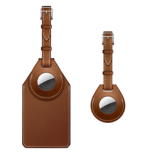 Hermes Luggage and Travel Tags