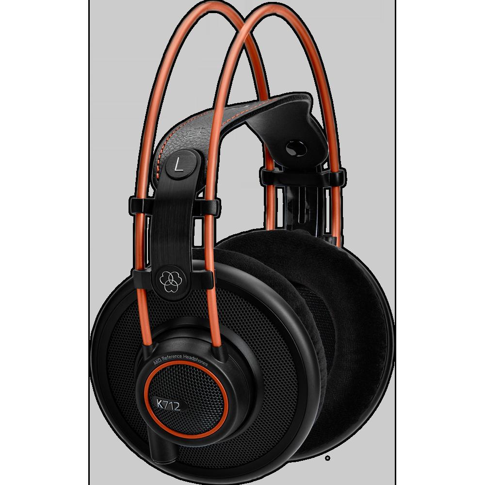 AKG Pro Audio K712 PRO - Comfortable Audiophile Gaming Headphones
