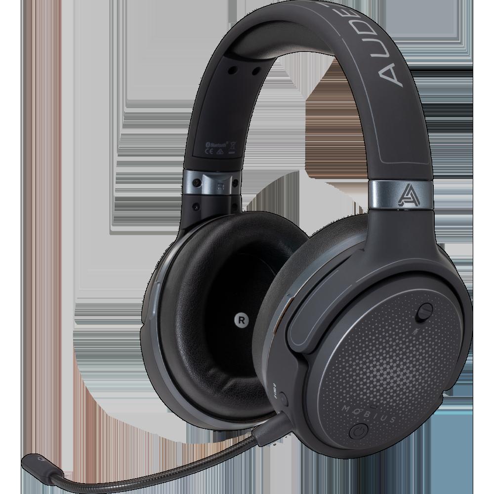 Audeze Mobius Headphones - Best Gaming Audiophile headphones with Mic
