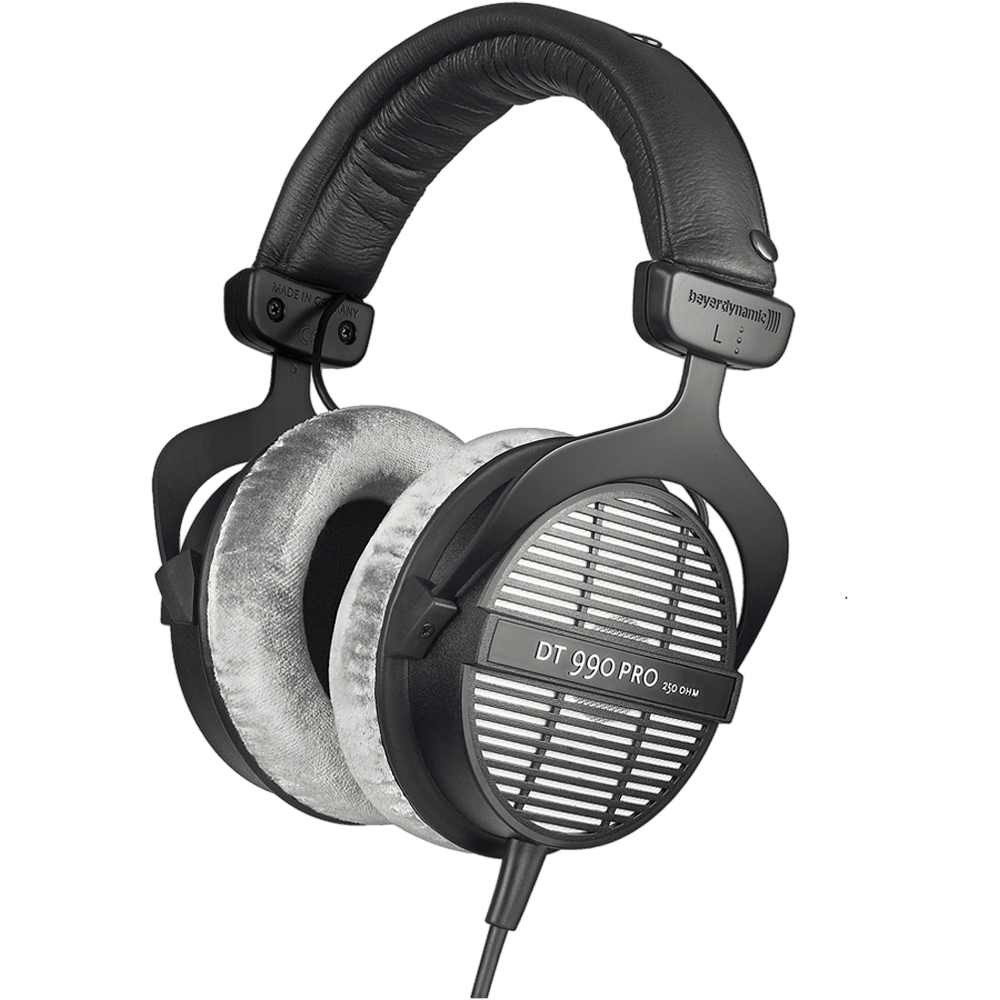 Beyerdynamic DT 990 PRO - Affordable Audiophile Headphone for Gamers