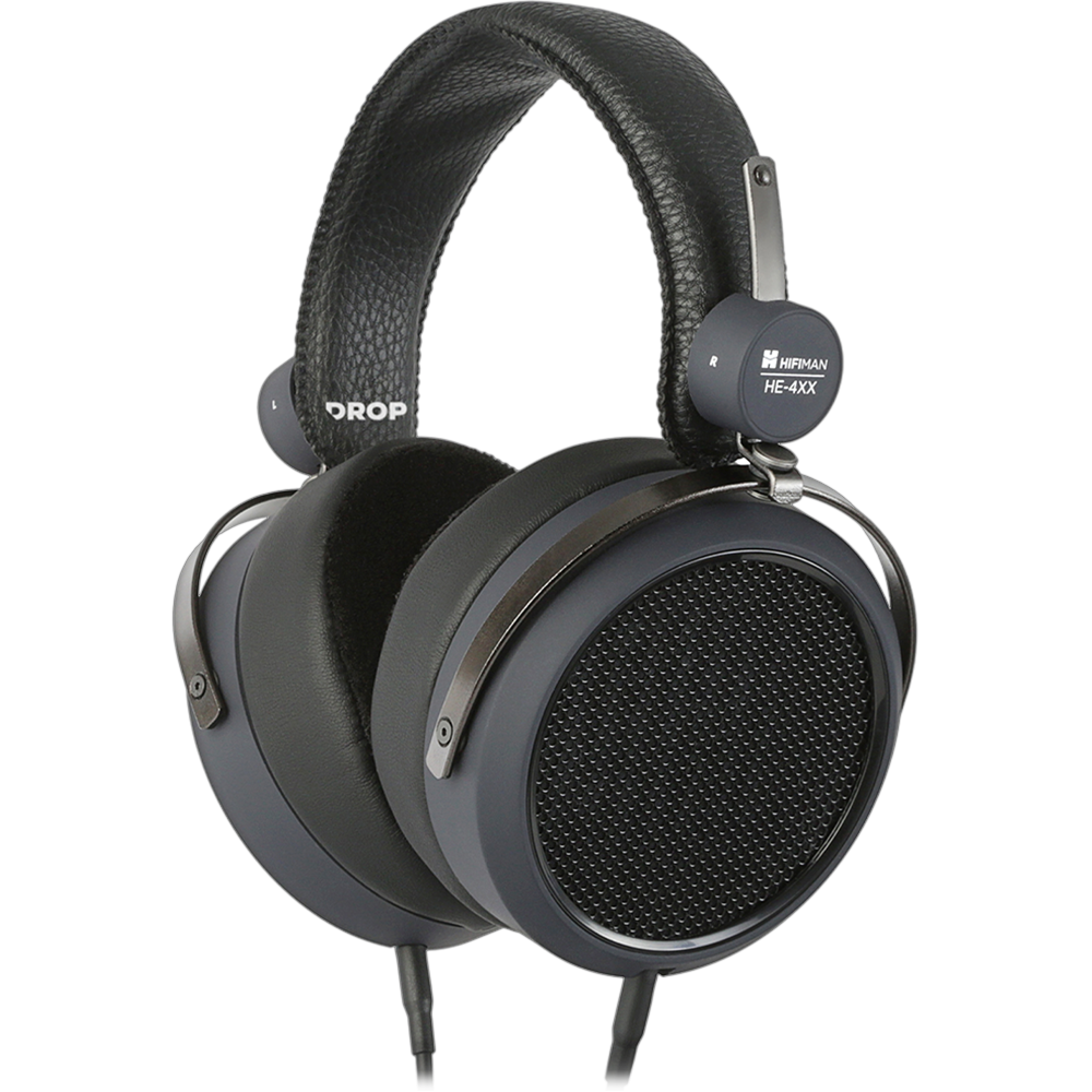 Drop + HIFIMAN HE4XX - Best Audiophile Headphone for Music and Gaming