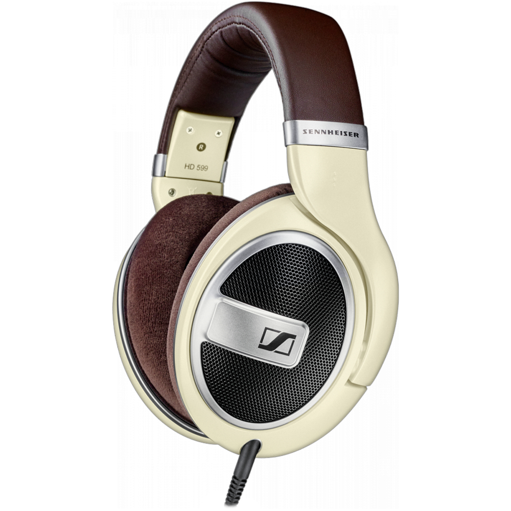 Sennheiser HD 599 is a premium design open-back Audiophile headset