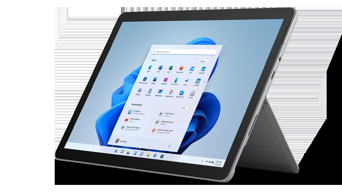 Surface Go 3 Kickstand