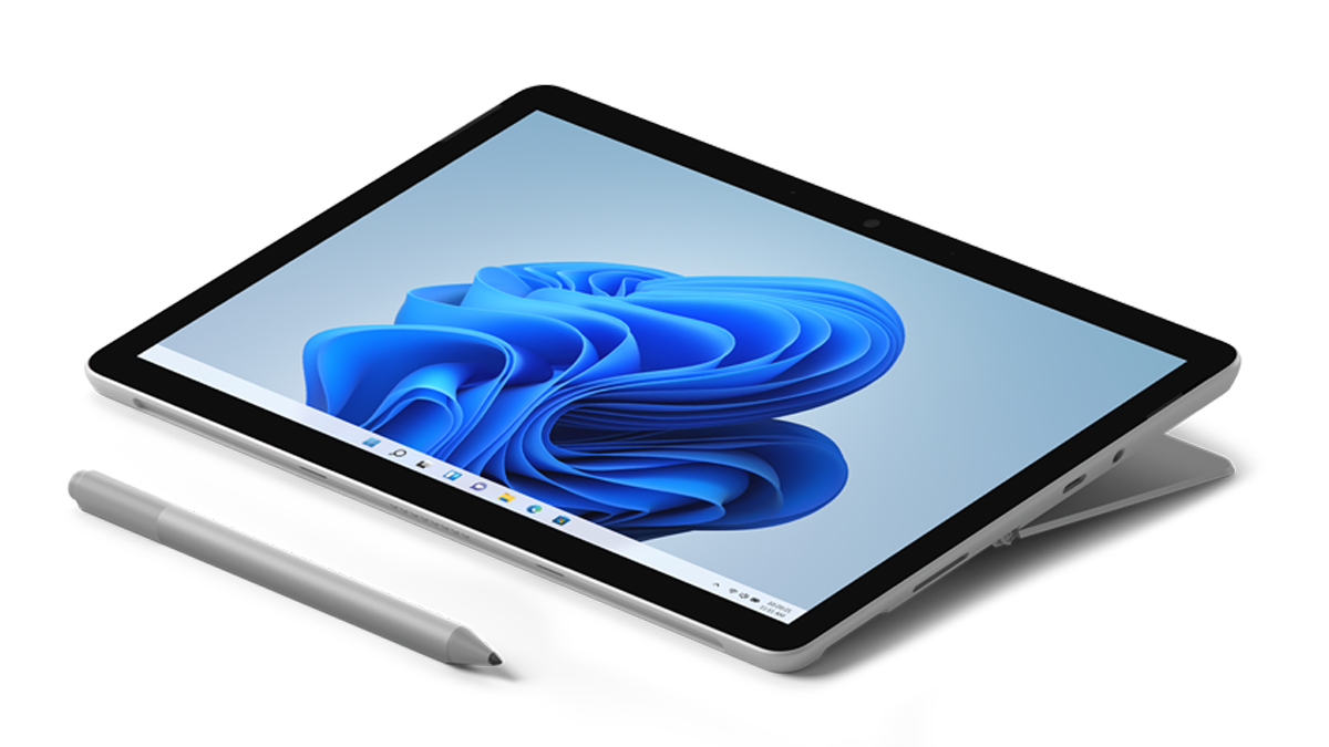 Surface Go 3 in Studio Mode