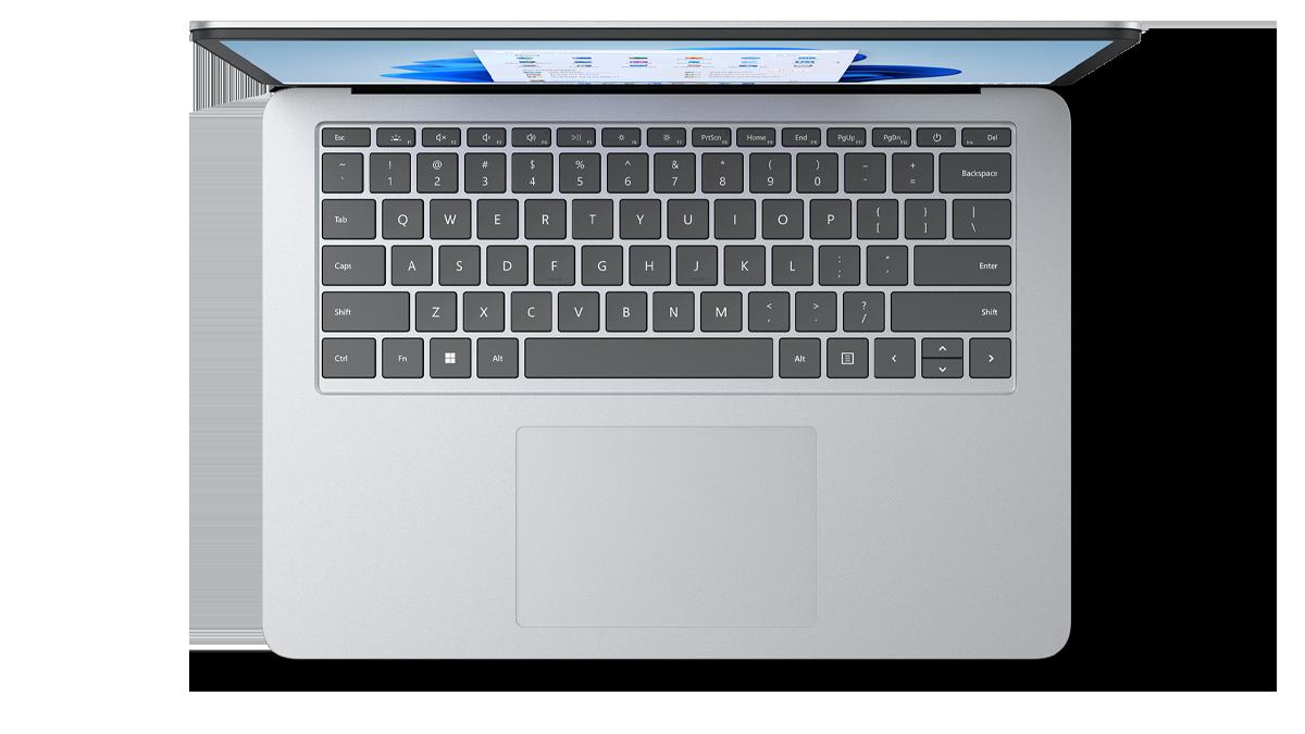 Surface Laptop Studio Keyboard Style