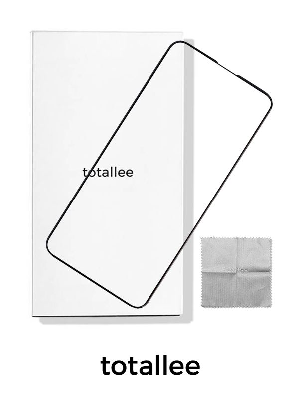 totallee iPhone 13 Tempered Glass Protector